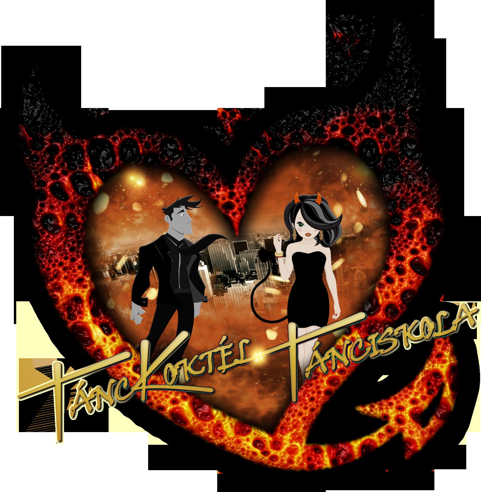 TÁNCKOKTÉL TÁNCISKOLA - társastánc és salsa tánctanfolyam, tánctábor, magán táncóra / tánctanár, táncoktatás esküvőre, táncoktatás szalagavatóra partner logo