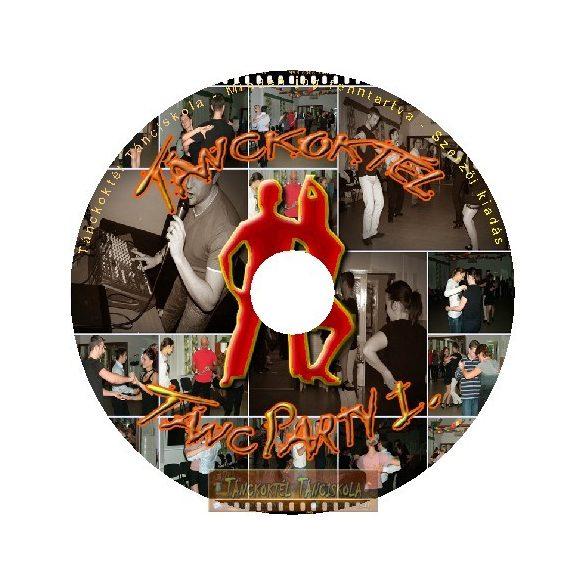 Tánckoktél Tánc Party I. - Tánczene CD lemez