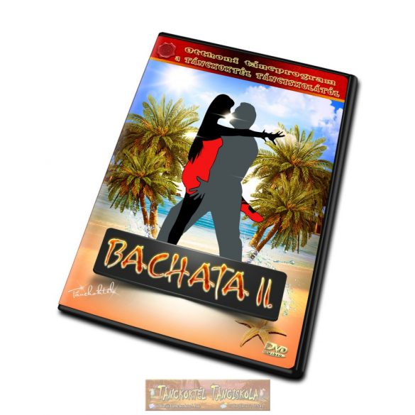 Bachata II. - TÁNCOKTATÓ DVD