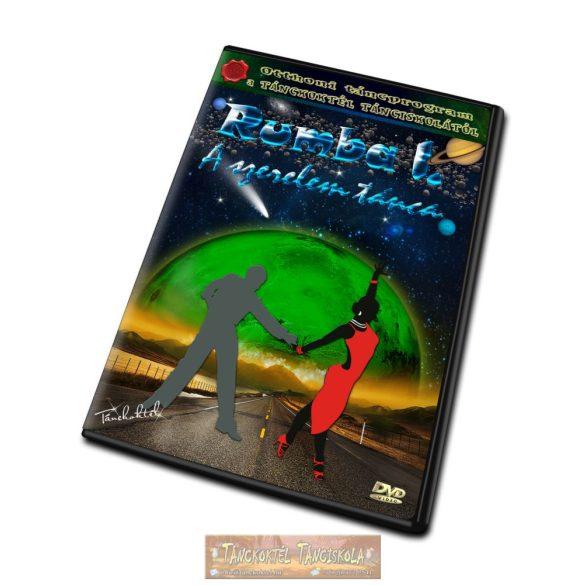 Rumba I. - TÁNCOKTATÓ DVD