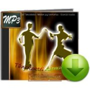 Dance Cocktail Rhythms I - Downloadable Music CD
