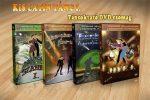 KIS LATIN TÁNC I. - Táncoktató DVD Csomag
