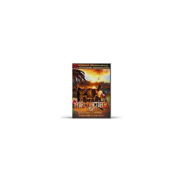 NYÁRI TÁNCTÁBOR 2018 - TÁNCOKTATÓ DVD CSOMAG
