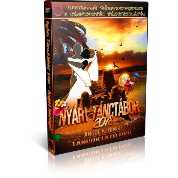 NYÁRI TÁNCTÁBOR 2018 - LETÖLTHETŐ TÁNCOKTATÓ DVD CSOMAG