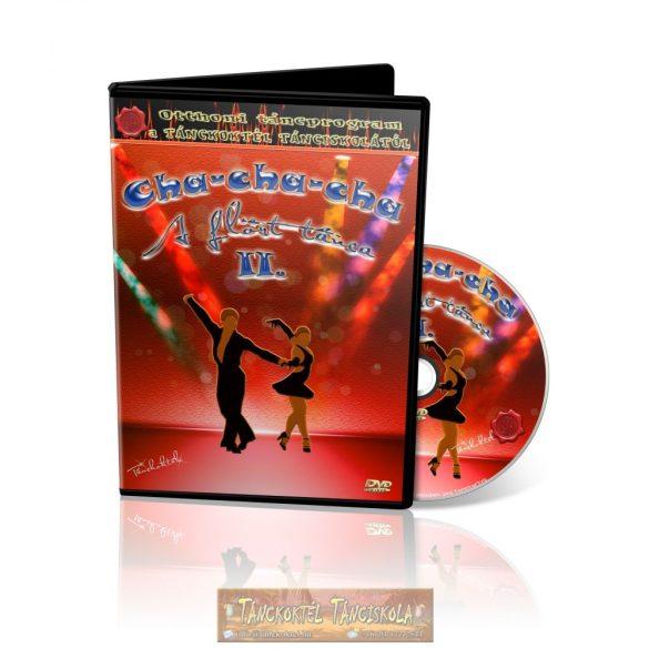 Cha-cha-cha II - TÁNCOKTATÓ DVD