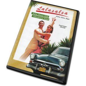 Lalasalsa - Kezdő KUBAI SALSA TÁNCOKTATÓ DVD