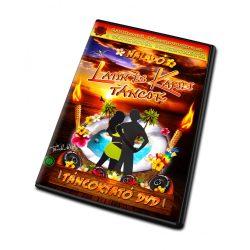 Latin és Karibi Táncok - HALADÓ - LETÖLTHETŐ TÁNCOKTATÓ DVD