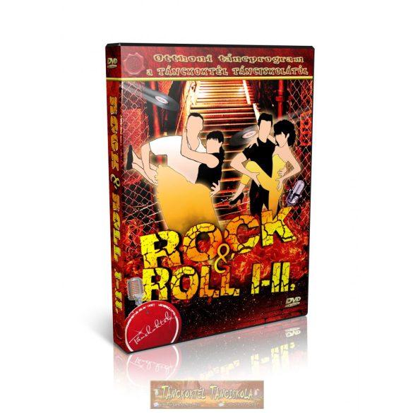 Rock and Roll I-II. - TÁNCOKTATÓ DVD - Kétlemezes DVD