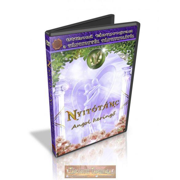 Nyitótánc - TÁNCOKTATÓ DVD - Angol keringő
