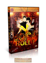 Rock and Roll I - TÁNCOKTATÓ DVD