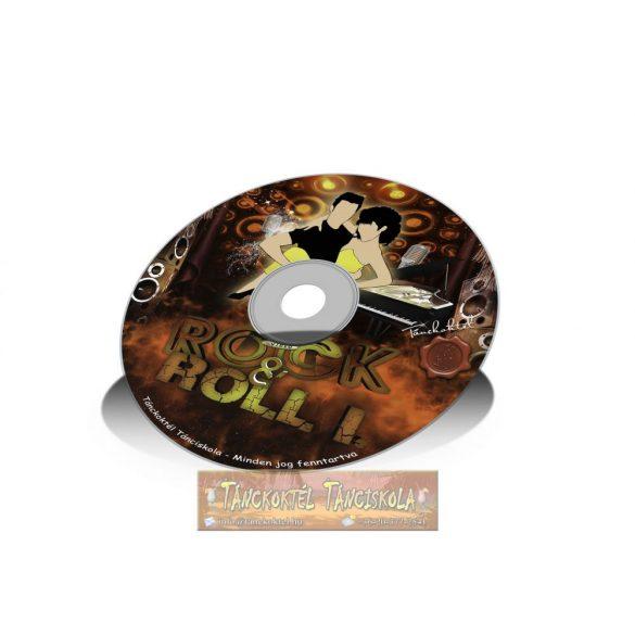 Rock and Roll I - TÁNCOKTATÓ DVD