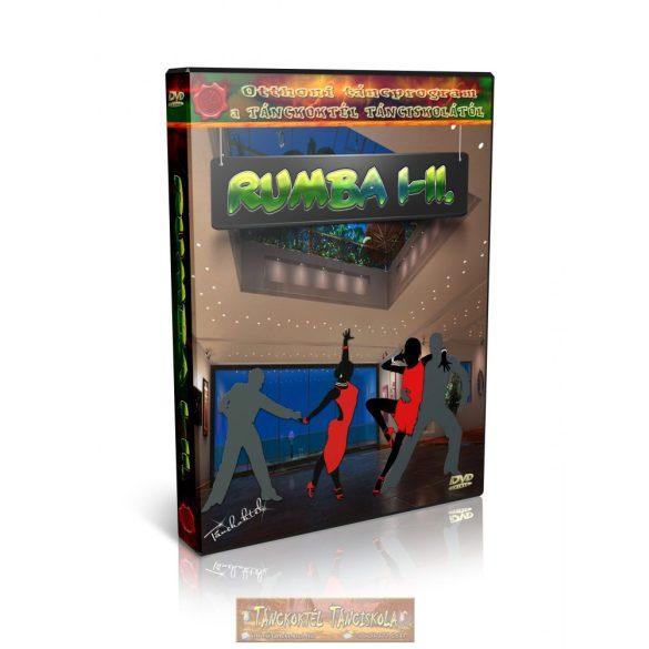 Rumba I-II. - TÁNCOKTATÓ DVD - Kétlemezes DVD