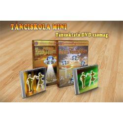 TÁNCISKOLA MINI - LETÖLTHETŐ TÁNCOKTATÓ DVD CSOMAG
