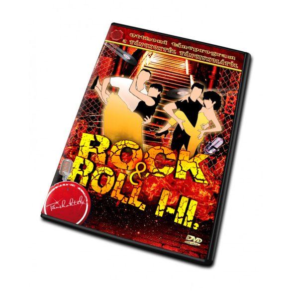 ROCK n ROLL I-II. - LETÖLTHETŐ TÁNCOKTATÓ DVD