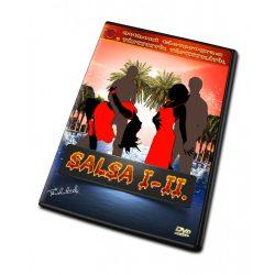 VONALAS SALSA I-II. - LETÖLTHETŐ TÁNCOKTATÓ DVD