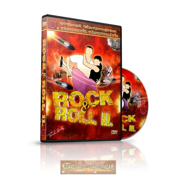 Rock and Roll II - TÁNCOKTATÓ DVD