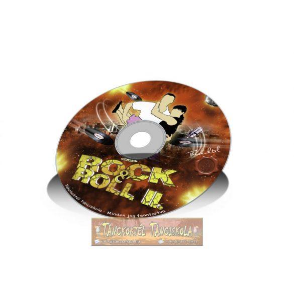 Rock and Roll II - TÁNCOKTATÓ DVD