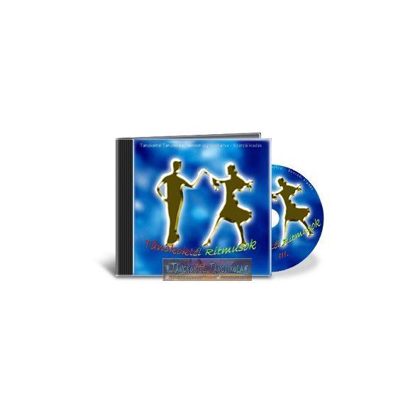 Tánckoktél Ritmusok III. - Tánczene CD lemez