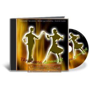 Tánckoktél Ritmusok I. - Tánczene CD lemez