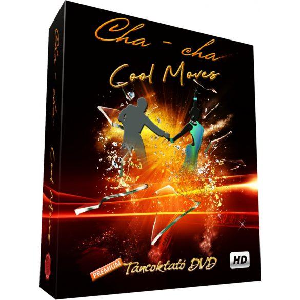 Cha-cha Cool Moves - Letölthető Táncoktató DVD