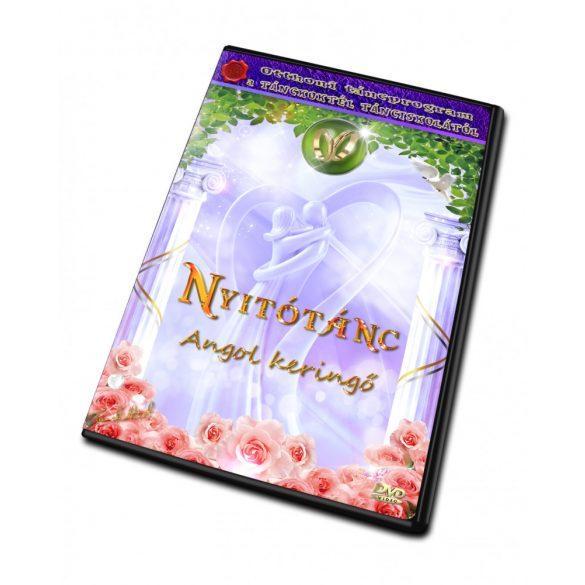 Nyitótánc - LETÖLTHETŐ TÁNCOKTATÓ DVD - Angol keringő