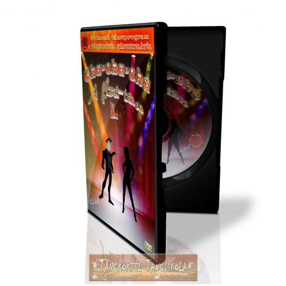 Cha-cha-cha I - TÁNCOKTATÓ DVD