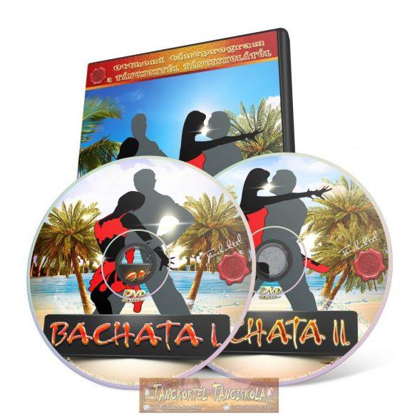 Bachata I-II. - TÁNCOKTATÓ DVD - Kétlemezes DVD