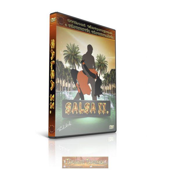 Vonalas Salsa II. - TÁNCOKTATÓ DVD