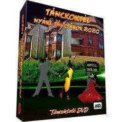 NYÁRI TÁNCTÁBOR 2020 - LETÖLTHETŐ TÁNCOKTATÓ DVD CSOMAG
