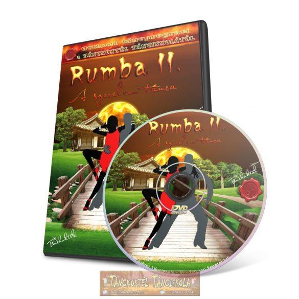 Rumba II. - TÁNCOKTATÓ DVD
