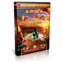 Latin és Karibi Táncok - KEZDŐ - Táncoktató DVD