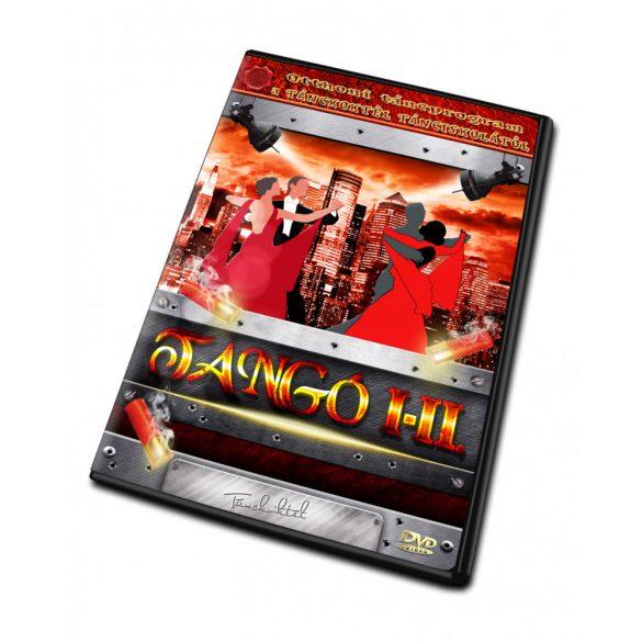 TANGÓ I-II. - LETÖLTHETŐ TÁNCOKTATÓ DVD