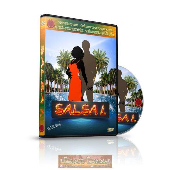 Vonalas Salsa I. - TÁNCOKTATÓ DVD