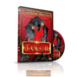 Tangó II. - TÁNCOKTATÓ DVD