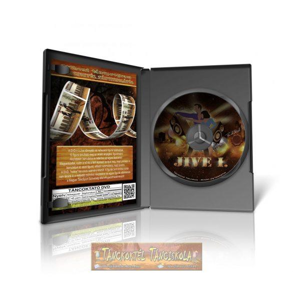 Jive I. - TÁNCOKTATÓ DVD