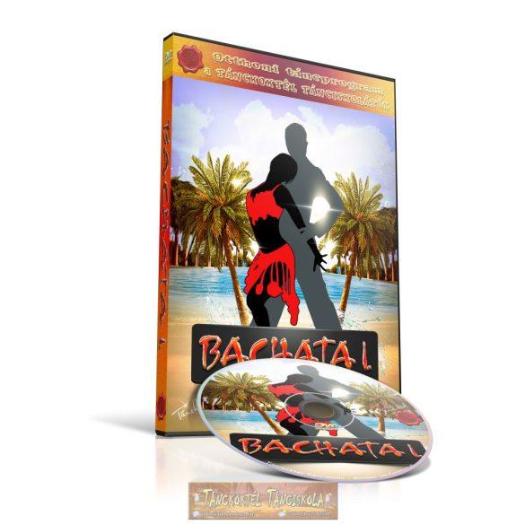 BACHATA I. - TÁNCOKTATÓ DVD