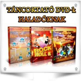 HALADÓKNAK ÉS ÚJRAKEZDŐKNEK AJÁNLOTT DVD-k