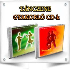 TÁNCZENE CD