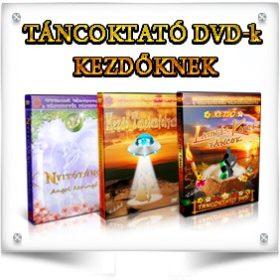 KEZDŐKNEK AJÁNLOTT DVD-k