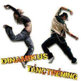 DINAMIKUS TÁNCTRÉNING