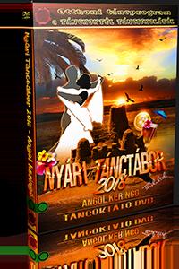 ANGOL KERINGŐ - Nyári Tánctábor 2018 - LETÖLTHETŐ TÁNCOKTATÓ DVD