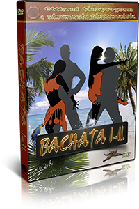 BACHATA - LETÖLTHETŐ TÁNCOKTATÓ DVD