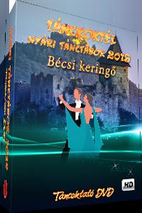 BÉCSI KERINGŐ - Nyári Tánctábor 2019 - LETÖLTHETŐ TÁNCOKTATÓ DVD