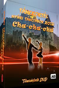 CHA-CHA-CHA - Nyári Tánctábor 2019 - LETÖLTHETŐ TÁNCOKTATÓ DVD