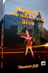 JIVE - Nyári Tánctábor 2019 - LETÖLTHETŐ TÁNCOKTATÓ DVD