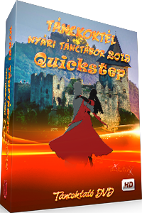 QUICKSTEP - Nyári Tánctábor 2019 - LETÖLTHETŐ TÁNCOKTATÓ DVD