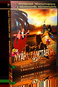 QUICKSTEP - TANGÓ - Nyári Tánctábor 2018 - LETÖLTHETŐ TÁNCOKTATÓ DVD