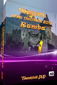 RUMBA - Nyári Tánctábor 2019 - LETÖLTHETŐ TÁNCOKTATÓ DVD
