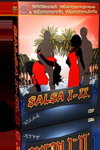 SALSA - LETÖLTHETŐ TÁNCOKTATÓ DVD