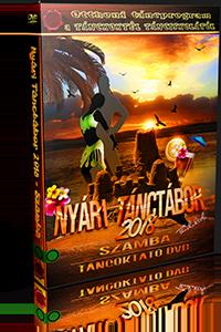 SZAMBA - Nyári Tánctábor 2018 - LETÖLTHETŐ TÁNCOKTATÓ DVD